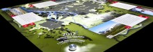interactive city map of Hamburg
