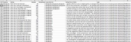 Excel kant 1