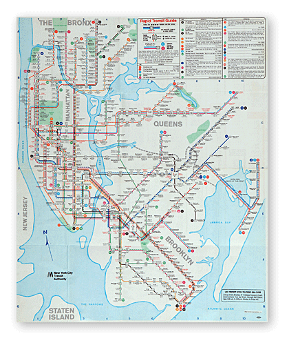 New York Subway Map Redesign.Densitydesign Lab New York Subway Map A Redesign