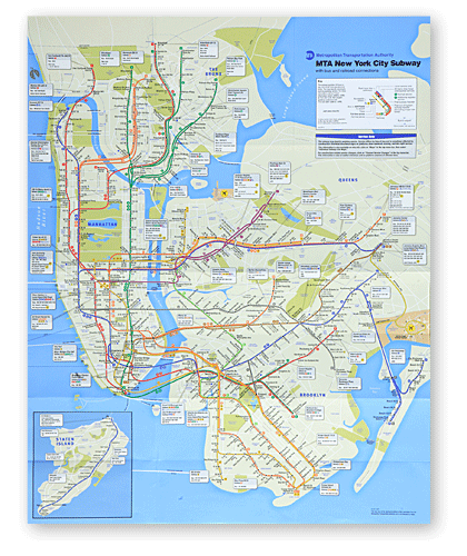Howto Readthe Nyc Subway Map.Densitydesign Lab New York Subway Map A Redesign