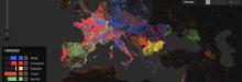 Terra incognita map